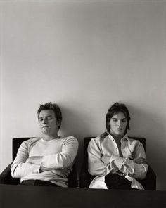 Ewan McGregor and Jonathan Rhyse Meyers, Velvet Goldmine <3