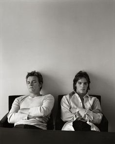 Ewan McGregor and Jonathan Rhyse Meyers, Velvet Goldmine <3