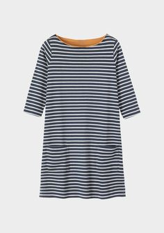 BRETON STRIPE DRESS by TOAST.  I totally want to be able to make something like this