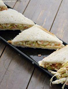 Coleslaw Sandwich recipe
