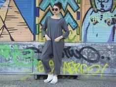 Overalls & Jumpsuits - NARA Jumpsuit, Overall, Hosenanzug, Playsuit - ein Designerstück von Berlinerfashion bei DaWanda