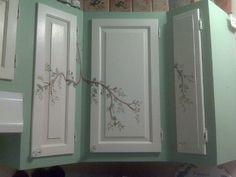Kitchen Cabinet facelift.