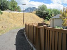 wood composite fence panel buyer creating privacy fence without painting