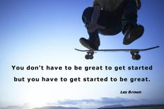 Skateboarding isn't just a sport, its a way of life. These people seem to feel the same way. Get inspired by these 32 awesome Skateboarding Quotes.