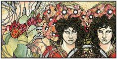 John Dyer Baizley Illustrations (15)
