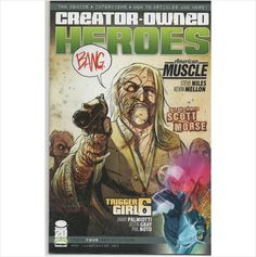 Creator Owned Heroes No 4 / 2012