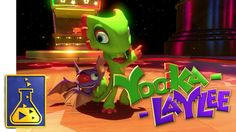 Yooka-Laylee's official rap channels all that we love to hate about the DK Rap