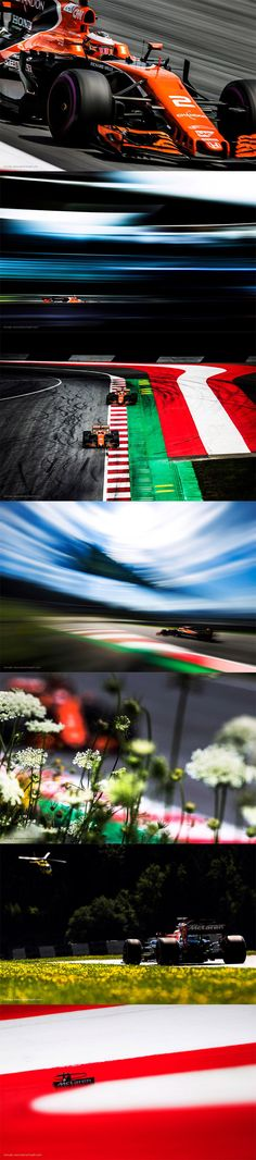 F1 Photographer's album from the 2017 Austrian GP.