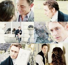 I know I've posted a pic of JJ Feild already, but I can't help pin this because the bottom left pic is fantabulous!! :D