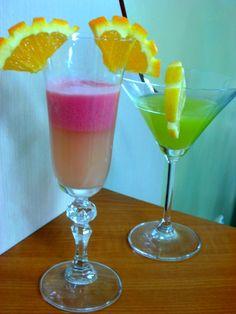Pyszne drinki które można przygotowywać na imprezy. Beverages, Drinks, Kiwi, Margarita, Martini, Smoothie, Grilling, Food And Drink, Tableware
