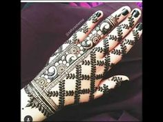 Mehndi designs are applied on hands and feet at imperative weddings and other occasions. Today, Mehndi is exceptionally prevalent in Eastern nations. Henna Hand Designs, Mehandi Designs, Mehndi Designs Finger, Indian Mehndi Designs, Mehndi Designs For Girls, Modern Mehndi Designs, Mehndi Design Pictures, Wedding Mehndi Designs, Mehndi Designs For Fingers