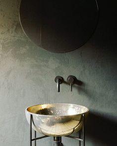 """999 gilla-markeringar, 10 kommentarer - S T I L T J E (@stiltje.se) på Instagram: """"Simple beauty from #3ddd.ru . Restful. We don't sell sinks like this. Similar taps you can find at…"""""""