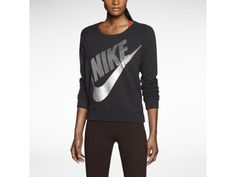 Nike Rally Sequin Crew Women's Sweatshirt