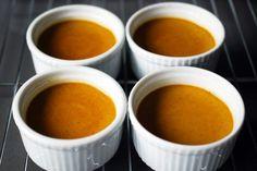 Paleo Pumpkin, Coconut, & Maple Custard Cups | Award-Winning Paleo Recipes | Nom Nom Paleo