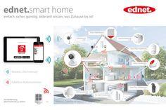 Assmann stellt mit ednet ein neues Smart Home System vor  Das ednet.smart home System von der Assmann GmbH richtet sich vor allem an Smart-Home-Einsteiger und wird in einem attraktiven Starter Set angeboten.  #smarthome #ifa #automation #hausautomation #tech #technews #smarttech #connected #technology #technologie