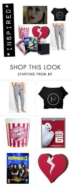 """*INSPIRED*"" by madison-janetx on Polyvore featuring NIKE, ASOS, Jonathan Adler, women's clothing, women, female, woman, misses and juniors"