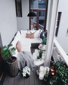 10 kleine Balkon-Dekor-Ideen - Ten Catalog - Diy 10 little balcony decor ideas - ten catalog - Apartment Balcony Decorating, Apartment Balconies, Cool Apartments, Apartment Interior, Apartment Design, Apartment Ideas, Small Balcony Decor, Outdoor Balcony, Balcony Garden
