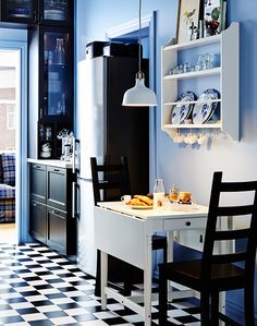 Ikea Furniture For Small Spaces ikea kitchen tables for small spaces | kitchen table and chairs