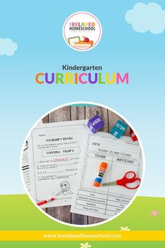 I've created this Kindergarten Curriculum with busy homeschooling parents in mind. I understand how busy can life can be and how hard it is to stick to a homeschooling schedule and routine.With this curriculum, everything is planned out for you and ready to go! There is absolutely NO planning required on your part. All of the planning is already done for you!