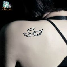 Searching for affordable Small Angel Tattoo in Beauty & Health, Home & Garden? Buy high quality and affordable Small Angel Tattoo via sales. Enjoy exclusive discounts and free global delivery on Small Angel Tattoo at AliExpress Mini Tattoos, Baby Tattoos, Friend Tattoos, Small Tattoos, Cool Tattoos, Tatoos, Heart Tattoos, Flower Tattoos, Tribal Tattoos