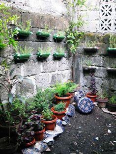 6a700dc43796b6 Blumentöpfe zum Selbermachen - Ideen für Blumenbehälter