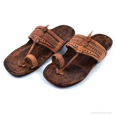 Water Buffalo Sandals Brown Unisex 9 on Sale for $21.99 at The Hippie Shop