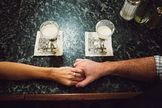 #engagement #ring photography. Love this subtle photo idea! By @Trulight Photography