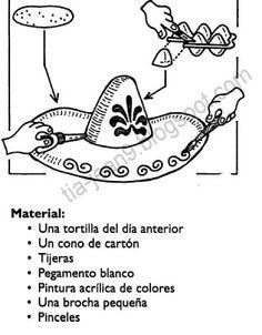 39376223019e8 sombrero de CHARRO MEXICANO COMO HACERLO