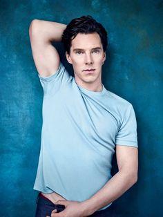 Benedict Cumberbatch by Jason Bell