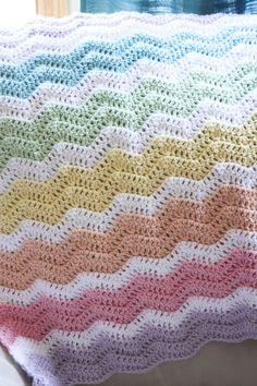 Chevron crochet handmade baby blanket afghan wrap vanna yarn pink shop for on etsy the place to express your creativity through the buying and selling of handmade and vintage goods fandeluxe Images
