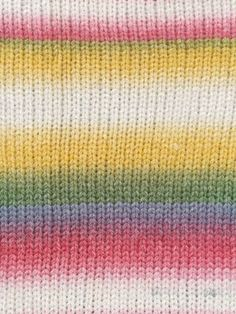 Seasons by Ella Rae is a self striping, bulky weight yarn that makes even the most boring of projects fun.