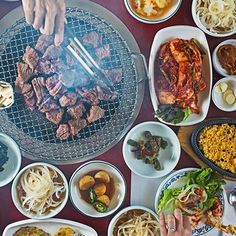 Korean barbecue is so much more than slapping slabs of meat on the grill. There's funky, fermented banchan, spicy soups, icy noodles and more. Take it from Mapo in Queens on how to eat Korean barbecue.