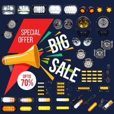 We open Super Sale within two weeks for welcoming Prime Day 2018 * Get more % Off - Up to * FBA items - Fast shipping: business days Jeep Lights, Strobe Light, Jeep Accessories, Emergency Lighting, Strobing, Bar Lighting, Flashlight, Offroad, Truck