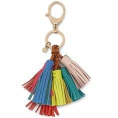 Rebecca Minkoff Sofia Tassle Key Fob Cute bag accessory! I have another color listed I can bundle for less Rebecca Minkoff Accessories
