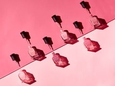 still life   millennial pinks for your pinkies   nail polish