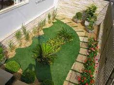 Resultado de imagem para jardins modernos 2016
