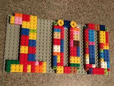 100 Legos for 100th day of school collection of 100 items