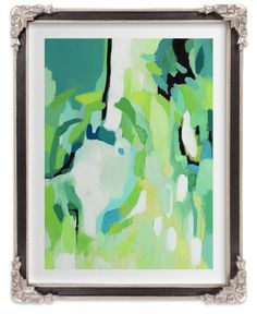 Spring Art Refresh - Spruce up your space with bright Spring shades.