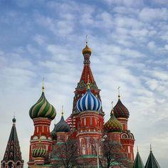 Rode Plein, Moskou // De 20 meest populaire vakantiebestemmingen volgens Instagram