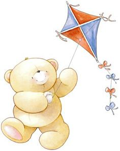 Let's Go Fly a Kite ♡ Forever Friends
