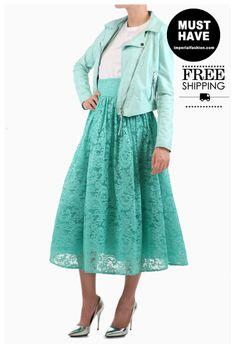 Skirt http://www.imperialfashion.com/scheda-GAG5NIO-D-G-1-0#.UzrnLvl_vD0