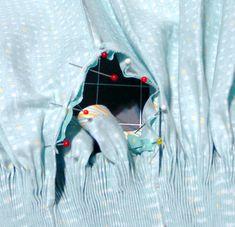 Angel Sleeve- Pin Bias Inside by maggieb!