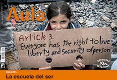 La escuela del ser. Publicaciones Editorial Graó. Libros y revistas de pedagogía.