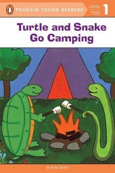 Turtle and Snake Go Camping (Penguin Young Readers. Level 1)