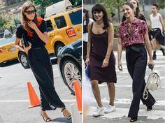 Streetstyle: New York Fashion Week
