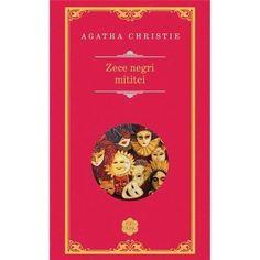 30 de carti celebre de citit intr-o viata - 1 Carte pe Saptamana Agatha Christie, Books, Libros, Book, Book Illustrations, Libri
