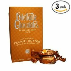 Peanut Butter Truffle Crèmes Chocolate