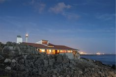 Casa de Chá da Boa Nova reabre como restaurante | P3
