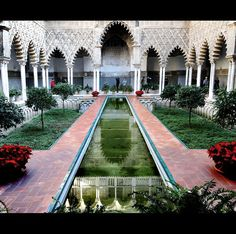 Reales Alcazares of Seville - Sevilla, Sevilla