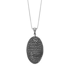 Look what I found at UncommonGoods: cherish necklace - alice in wonderland... for $89 #uncommongoods